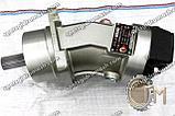 Гидромотор 210.20.13.21Б аксиально-поршневой, нерегулируемый со шлицевым валом, фото 2