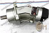 Гидронасос 210.20.16.20Б аксиально-поршневой нерегулируемый со шпоночным валом, фото 4