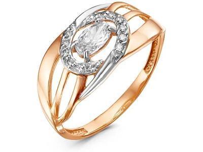 Золотое кольцо РусГолдАрт 1406007_1_1_1_175