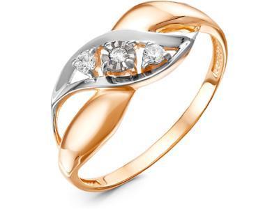 Золотое кольцо РусГолдАрт 1405803_1_5_1_175