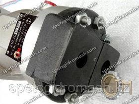 Гидронасос 210.20.16.21Б аксиально-поршневой нерегулируемый со шлицевым валом