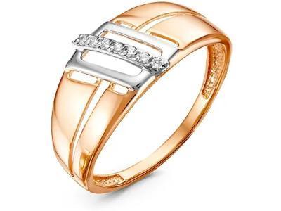 Золотое кольцо РусГолдАрт 1405507_1_1_1_17