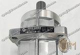 Гидромотор 210.25.13.21 аксиально-поршневой нерегулируемый со шлицевым валом, фото 2