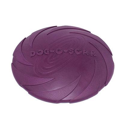 Игрушка резиновая Диск для собак 22 см ER039 ZooMax, фото 2