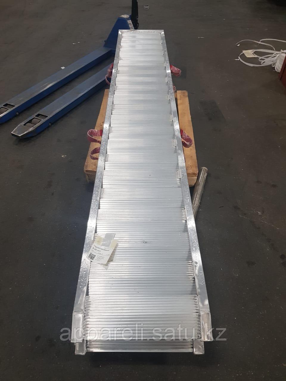 Производство трапов сходней алюминиевых 10000 кг