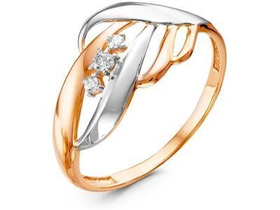 Золотое кольцо РусГолдАрт 1405307_1_1_1_165