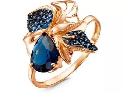 Золотое кольцо РусГолдАрт 1396107_1_19_2_165