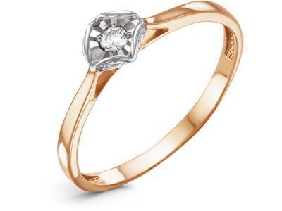 Золотое кольцо РусГолдАрт 1393403_1_5_1_16
