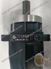 Гидронасос 210.25.16.21 аксиально-поршневой нерегулируемый со шлицевым валом правого вращения