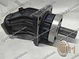 Гидронасос 210.25.16.21 аксиально-поршневой нерегулируемый со шлицевым валом правого вращения, фото 4