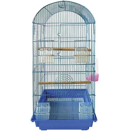 Клетка  для крупных попугаев , для Корел     40-40-89см  725-2, фото 2
