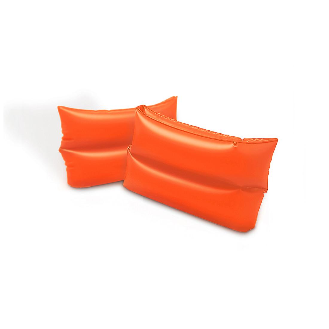 Нарукавники для плавания INTEX 6+ Large 59642NP (25x17см, Винил, Двухкамерные)