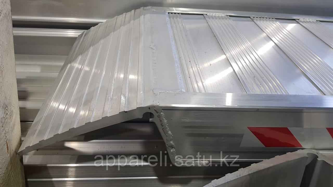 Производство трапов сходней алюминиевых аппарелей 9000 кг