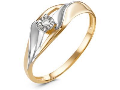 Золотое кольцо РусГолдАрт 1364403_1_5_1_17