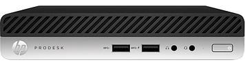 HP 6GE67AV+70827851 ProDesk 400 G5 DM i3-9100T 8GB/256+1T i3-9100T / 8GB / 256GB M.2 PCIe NVMe/ 1TB 7200RPM /