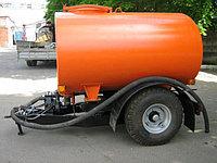 Машина поливомоечная на тракторном прицепе модели ПО-3.6