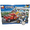 Конструктор Cities, 158 деталей.