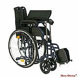 Инвалидная коляска с дополнительными транзитными колесами 514 A-4, фото 2