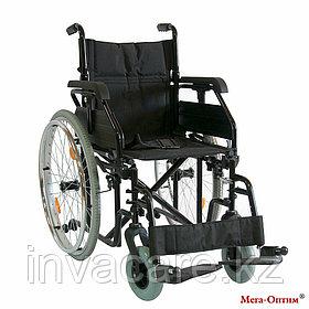 Инвалидная коляска 712 N-1, литые задние колеса