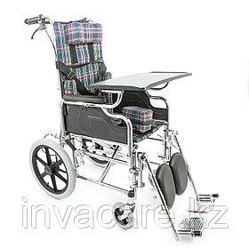 Инвалидная коляска Мега Оптим FS 212 BCEG, 39 см