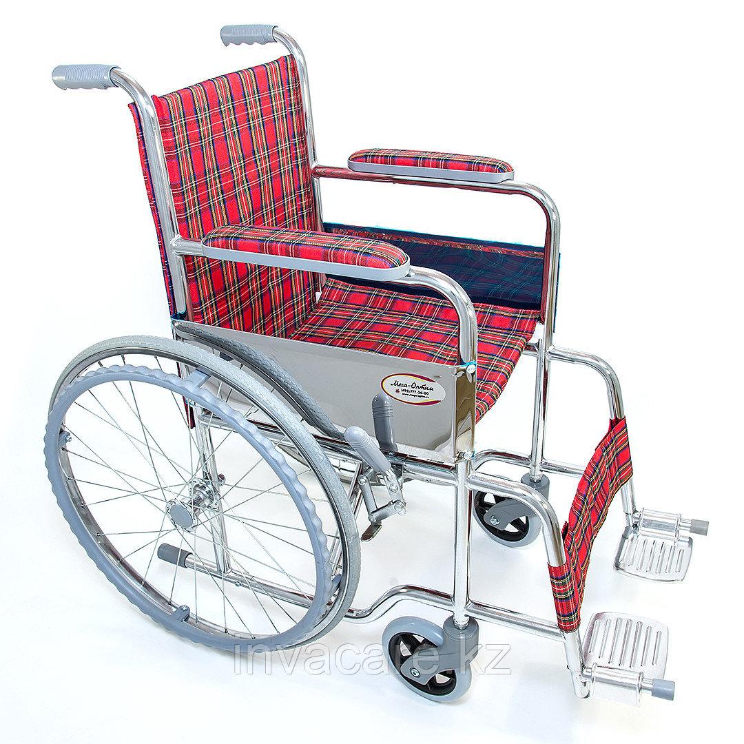 Инвалидная коляска Мега Оптим FS 874, 35 см