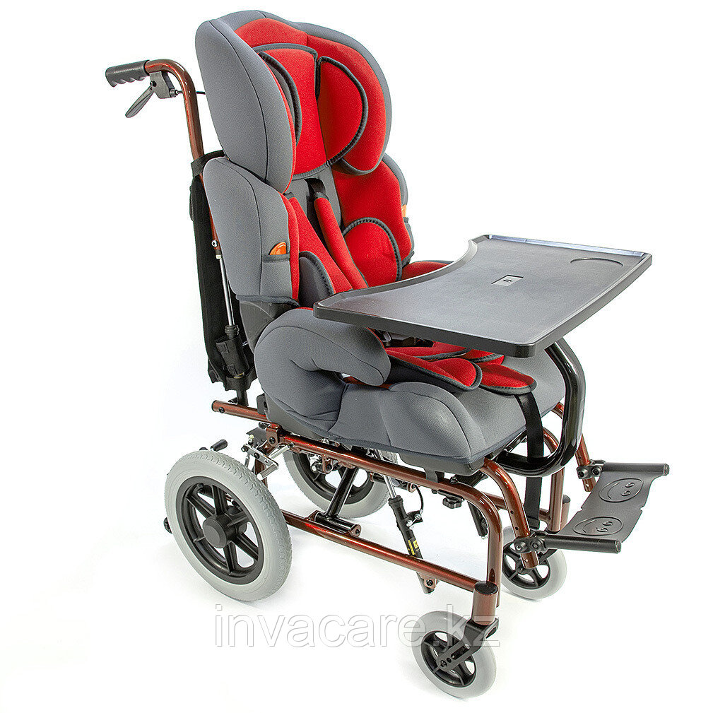 Инвалидная коляска Мега Оптим FS 985 LBJ, 30 см