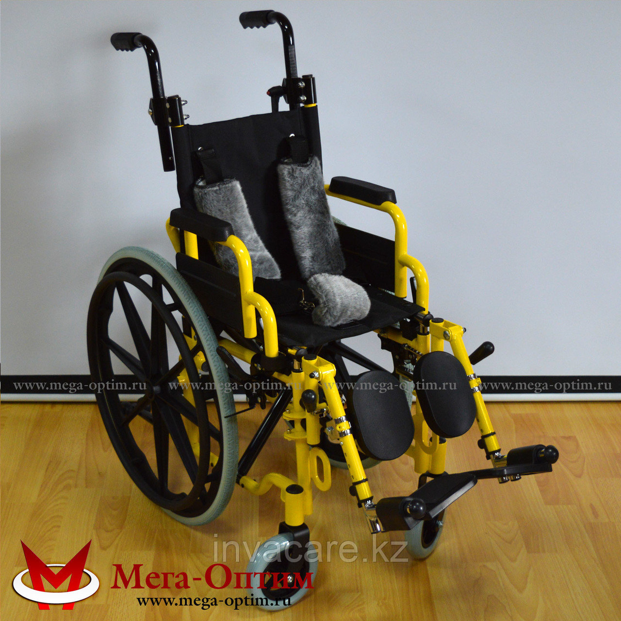Инвалидная коляска H-714N