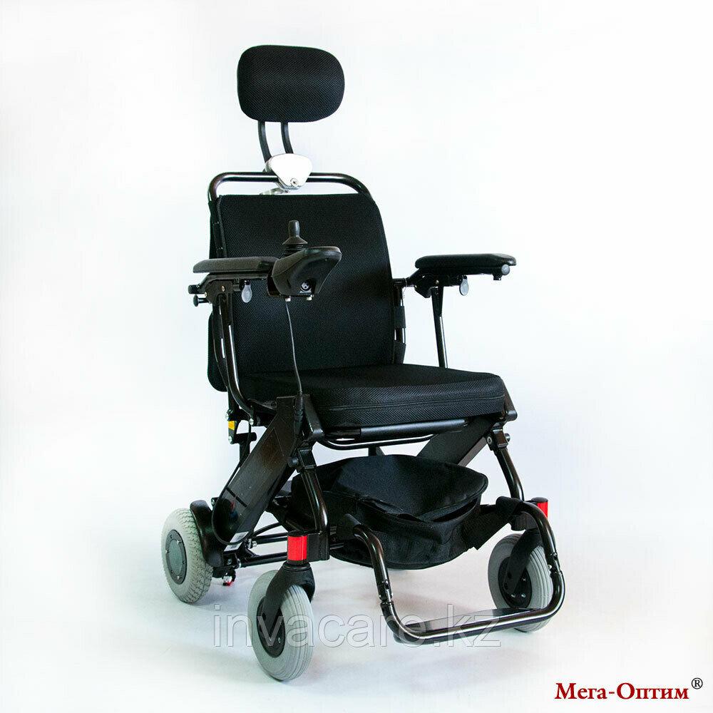 Инвалидная малогабаритная коляска Мега Оптим FS 127