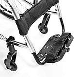 Инвалидная коляска для фехтования Мега Оптим FS 720 L, 36 см, фото 2