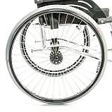 Инвалидная коляска для фехтования Мега Оптим FS 720 L, 36 см, фото 4