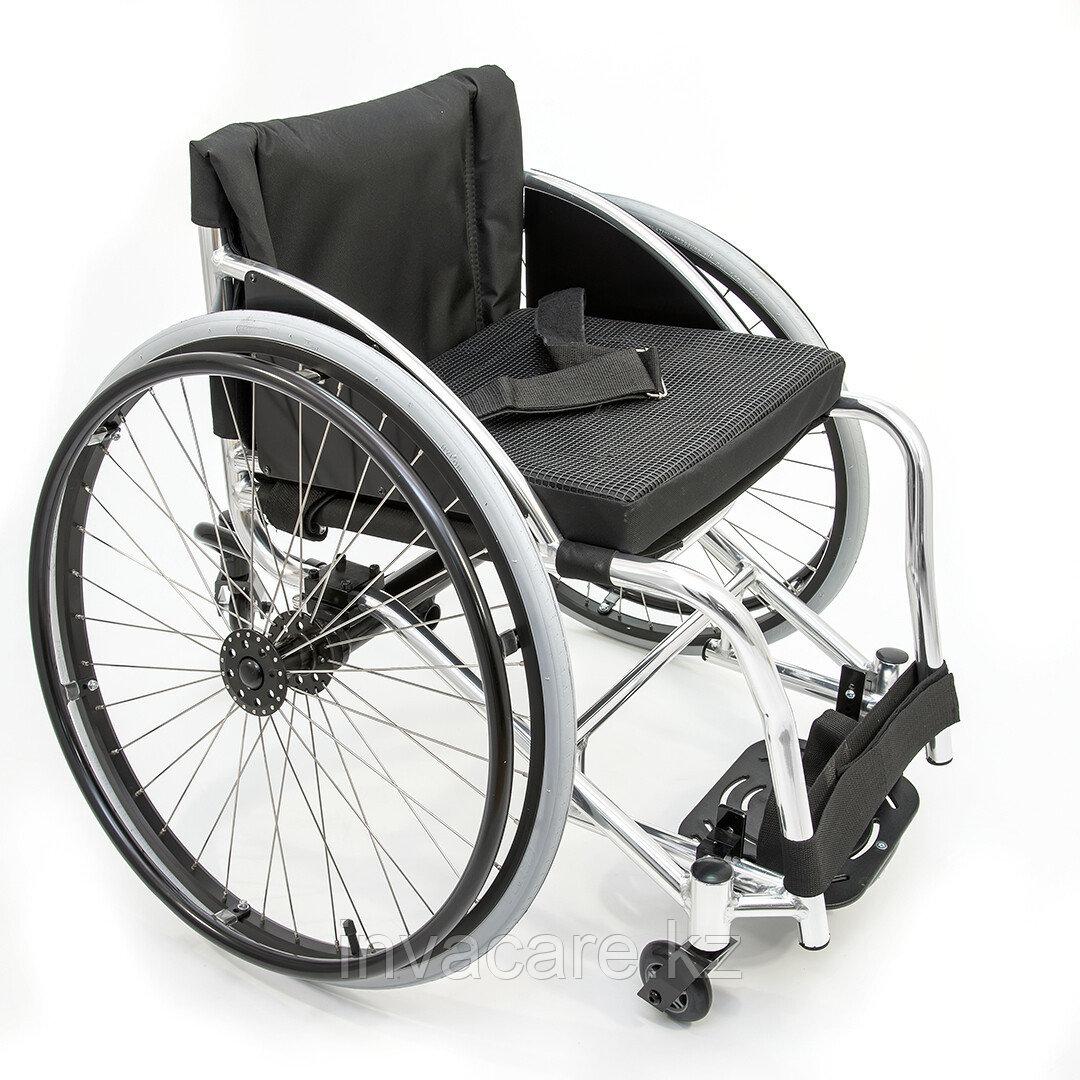 Инвалидная коляска для танцев Мега Оптим FS 755 L