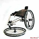 Инвалидная коляска для танцев Мега Оптим FS 755 L, фото 3