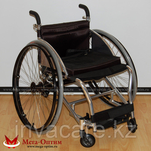 Инвалидная коляска для пинг-понга Мега Оптим FS 756 L