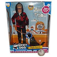 Кукла Кевин с собакой, Defa, фото 1