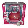 Игрушечный чайник для девочек, с подсветкой и звуком.