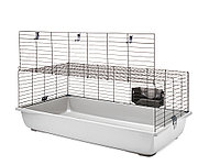 Клетка для кроликов и морских свинок Savic Ambiente 100 черно-серая
