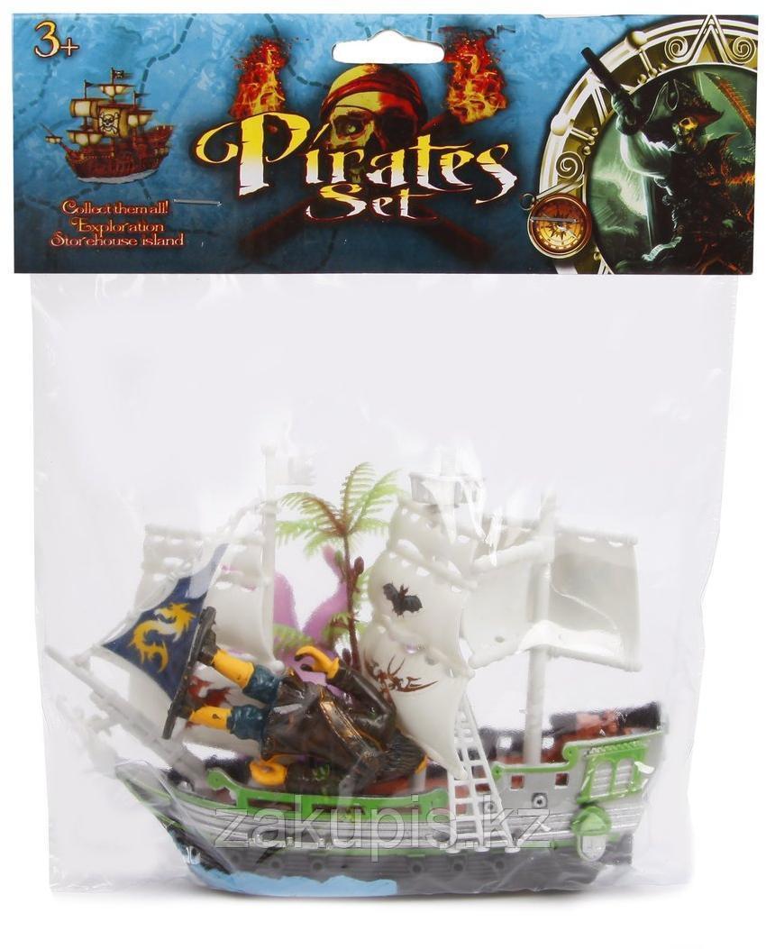 Игровой набор «Пиратский корабль»