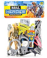 Игровой набор «Real Herоes. Спецназ»