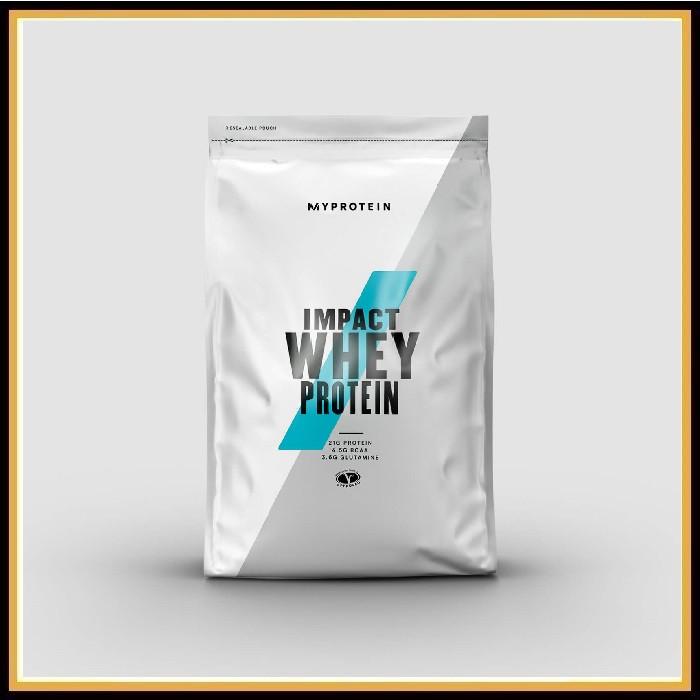 Myprotein Impact Whey Protein 1кг (шоколад орех)