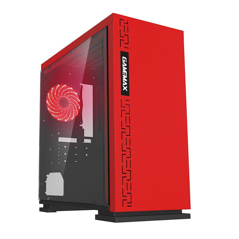 Системный блок Intel Pentium G4600 3.6 GHZ/H110/DDR4 4GB/SSD 240GB/DVD/450W