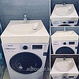 Раковина для установки на стиральную машину - Лотус 60, фото 6