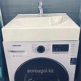 Раковина для установки на стиральную машину - Лотус 60, фото 4