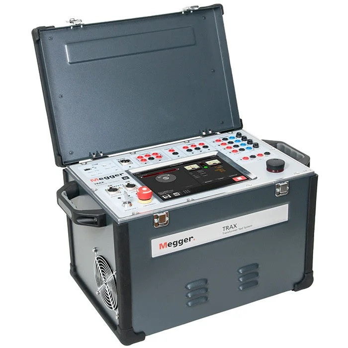 TRAX Система тестирования трансформаторов