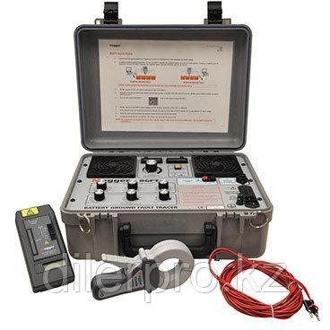 Прибор для обнаружения замыкания на землю у батарей BGFT