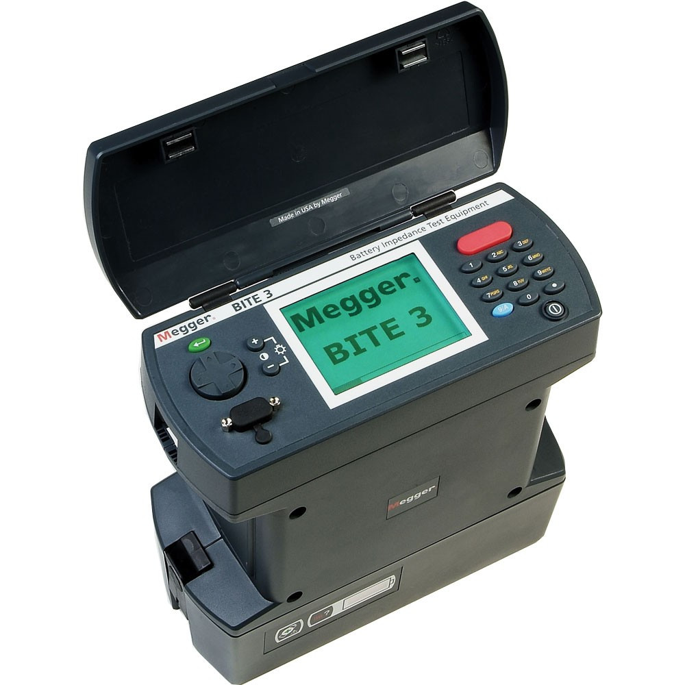 Прибор для проверки свинцовых АКБ до 2000 А/Ч BITE3