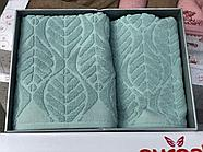 Комплект полотенец Çeştepe микрохлопок, фото 7