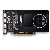 HP 6YT67AA NVIDIA Quadro P2200 5GB (4)DP GFX