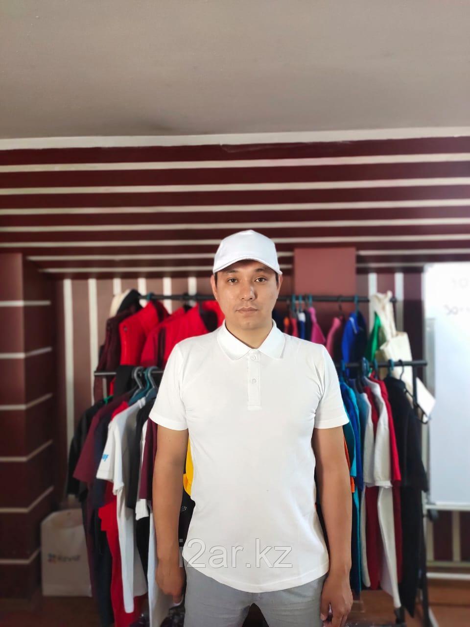 Футболка поло в Алматы оптом