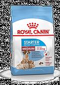 Корм Royal Canin Medium Starter для беременных кормящих собак и щенков средних пород - 4 кг