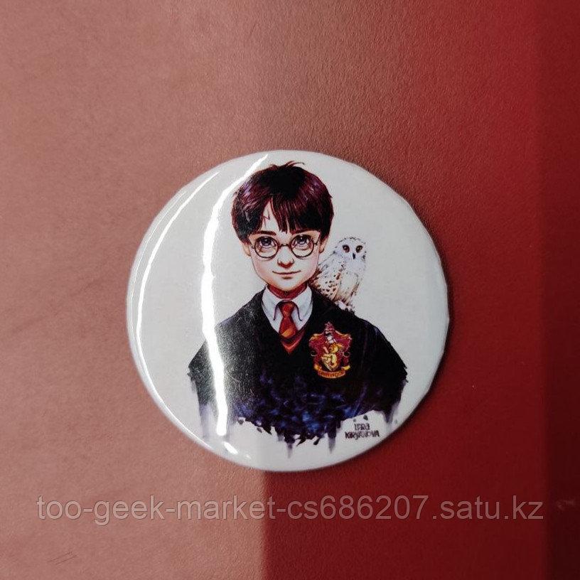 "Значок ""Гарри Поттер"""